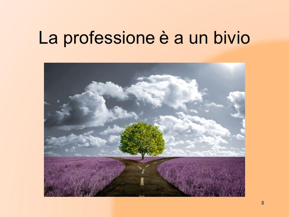 La professione è a un bivio 8