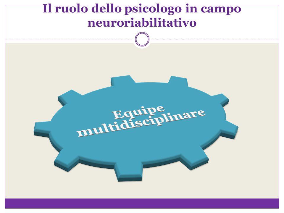 Il ruolo dello psicologo si definisce nella progettazione dell'intervento Lo psicologo deve tenere in considerazione diversi fattori: -la valutazione dei bisogni -fattori personologici determinanti nel tipo di risposta adattiva della persona all'evento malattia