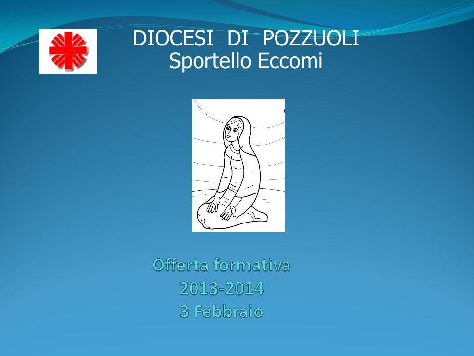 DIOCESI DI POZZUOLI Sportello Eccomi