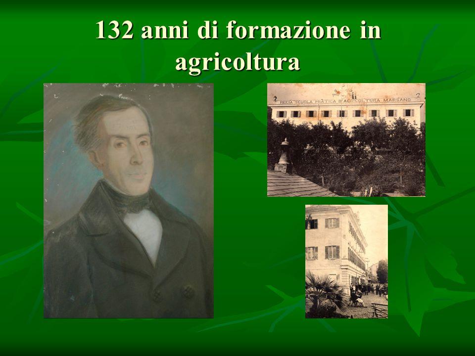 Quale ruolo deve avere l'istituto Marsano nel contesto della provincia di Genova e della regione Liguria, oltre a quello di formare giovani tecnici e agricoltori specializzati?