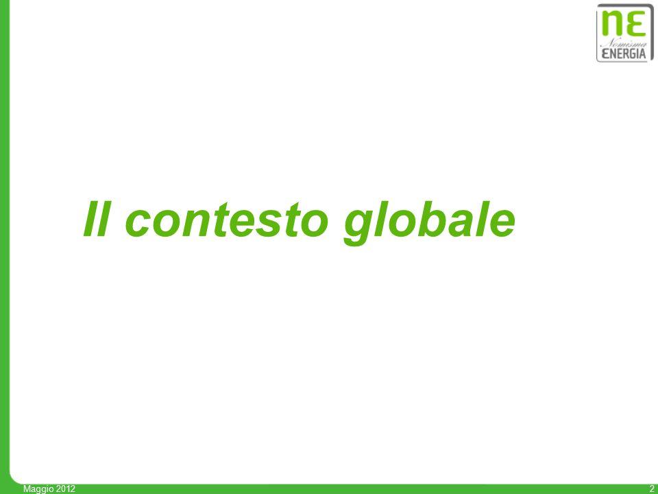 2 Il contesto globale