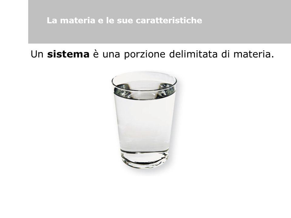 Gli stati fisici in cui la materia si può trovare sono: solido; liquido; aeriforme.