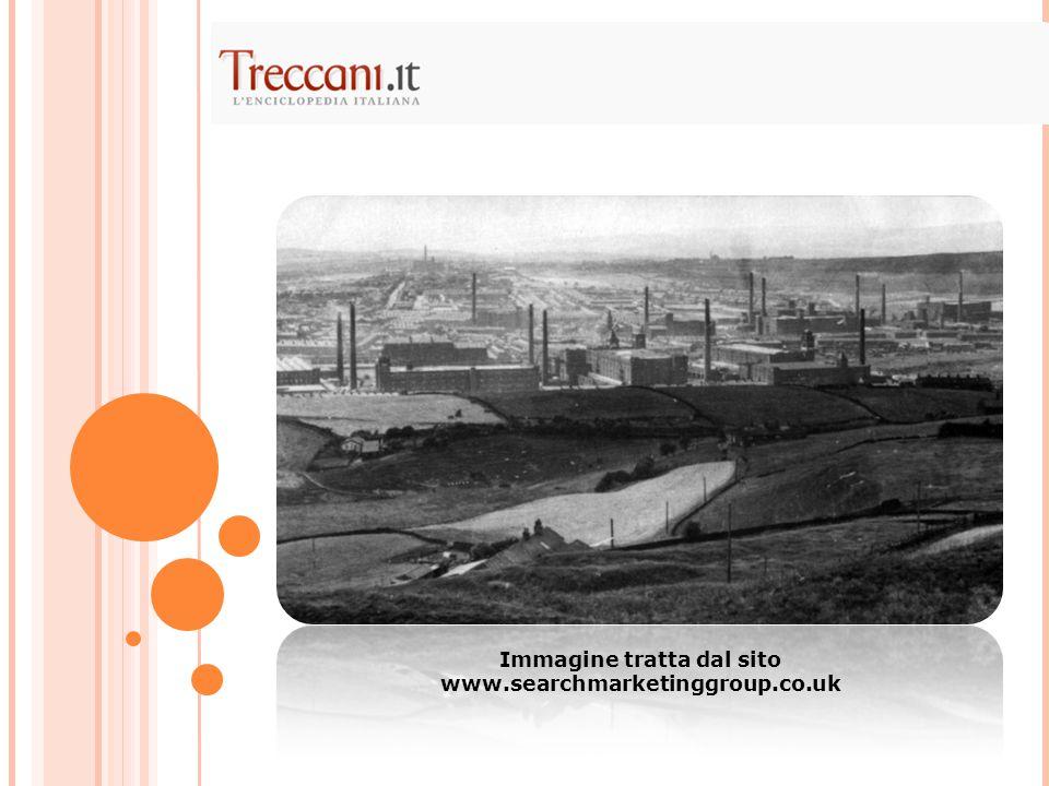 Nel corso del XIX secolo s'impone il sistema di fabbrica nato in Inghilterra.