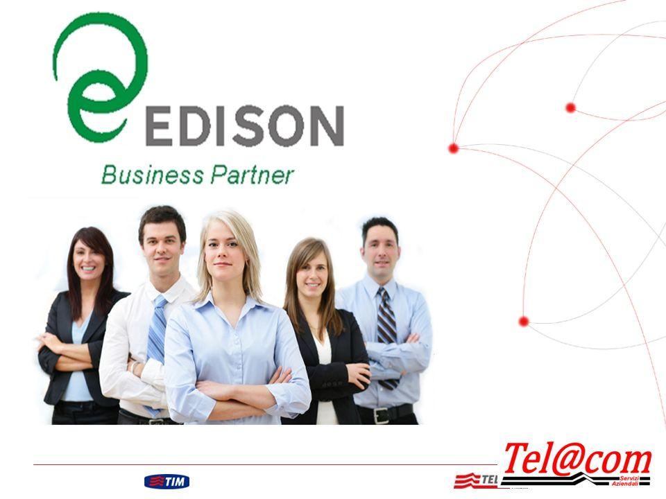 Adesso,come le avevo accennato prima,vorrei spiegarle il grande vantaggio che i nostri clienti hanno sull'energia… lei conosce Edison?