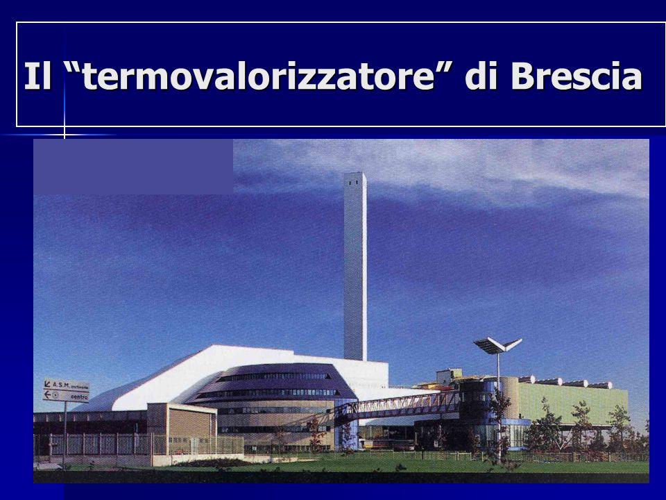 Il termovalorizzatore di Brescia