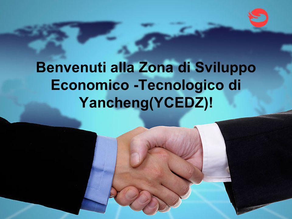 Benvenuti alla Zona di Sviluppo Economico -Tecnologico di Yancheng(YCEDZ)!