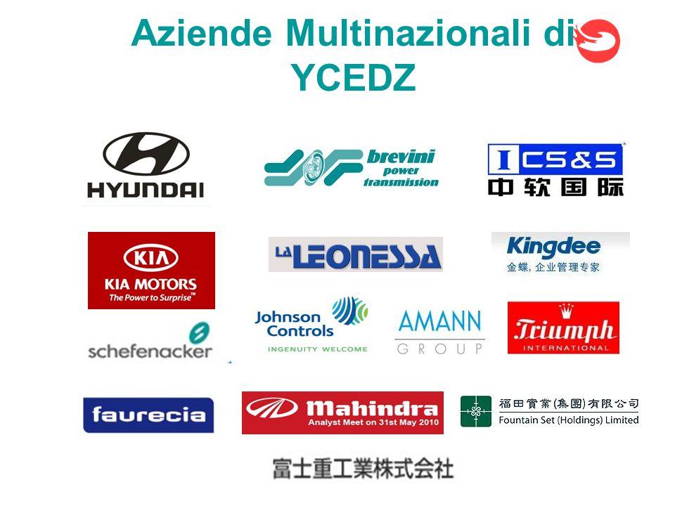 Aziende Multinazionali di YCEDZ