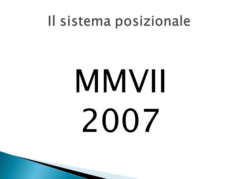 MMVII 2007