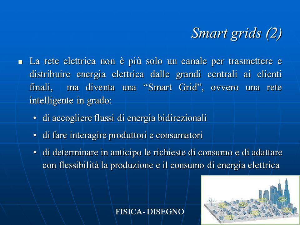 """La rete elettrica non è più solo un canale per trasmettere e distribuire energia elettrica dalle grandi centrali ai clienti finali, ma diventa una """"Sm"""