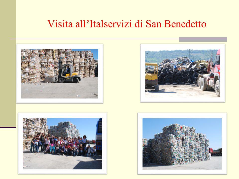 Visita all'Italservizi di San Benedetto