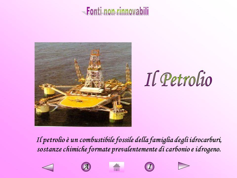 Il petrolio è un combustibile fossile della famiglia degli idrocarburi, sostanze chimiche formate prevalentemente di carbonio e idrogeno. AI