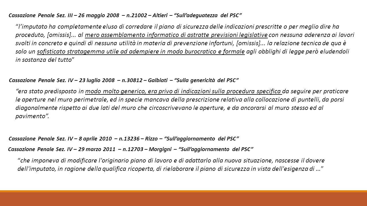 I Modelli Semplificati del PSC, POS e PSS art.32, comma 1, lett.