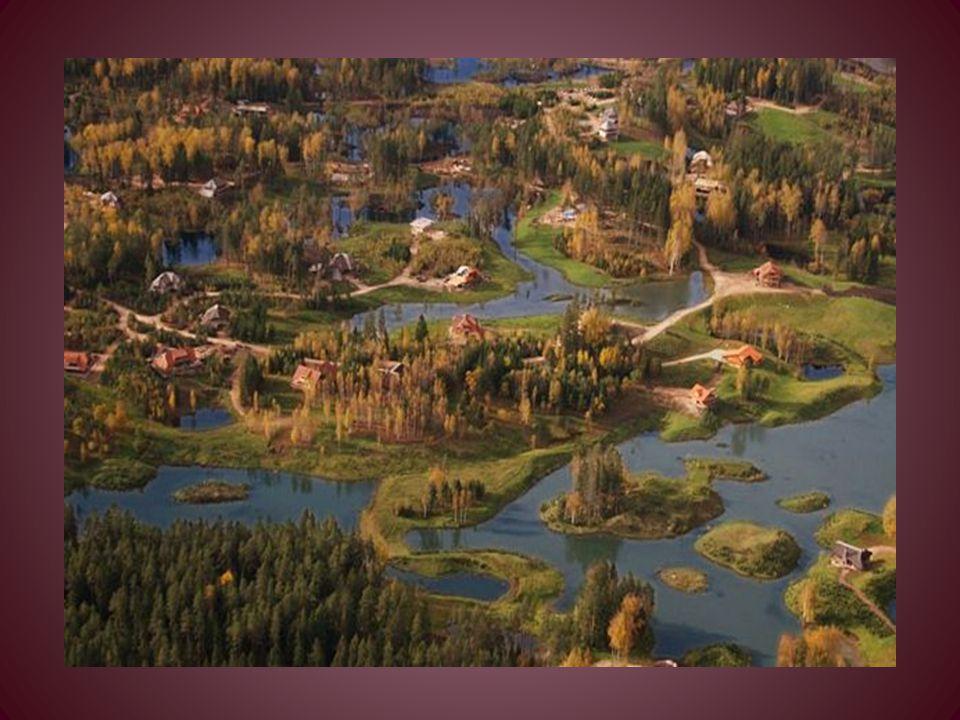 Amatciems è una bellissima località, situata a 80 km da Riga, la capitale della Lettonia, e a 12 km da Cēsis che conta circa 20.000 abitanti. Se volet