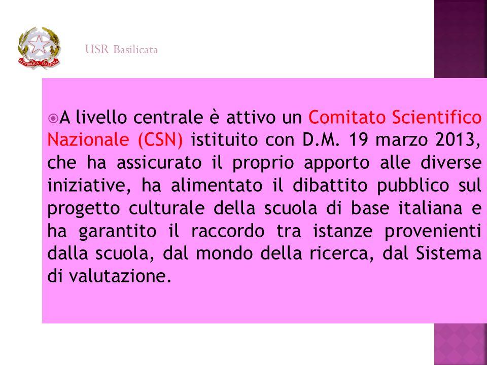Grazie per l'attenzione Antonietta Moscato antonietta.moscato@istruzione.it USR Basilicata
