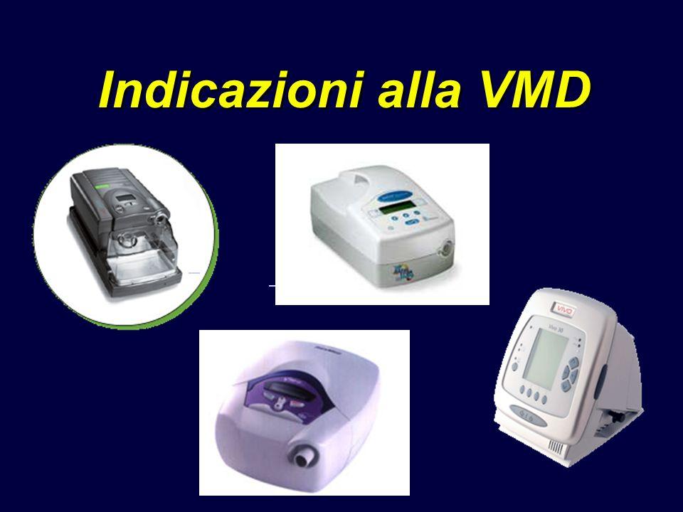 Indicazioni alla VMD
