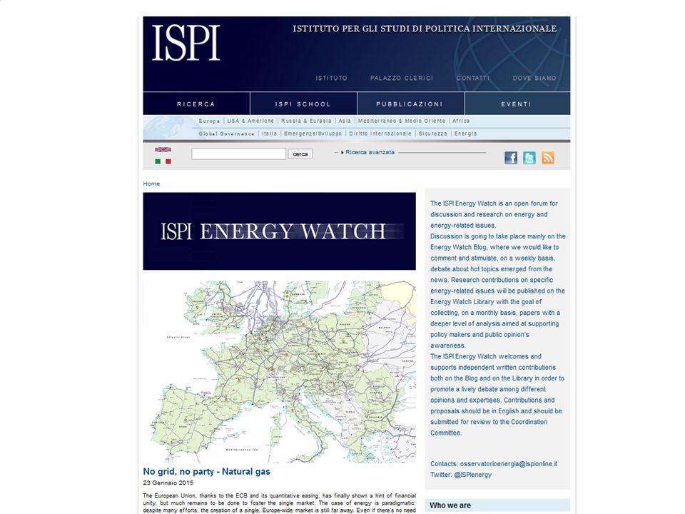 ISPI Energy Watch