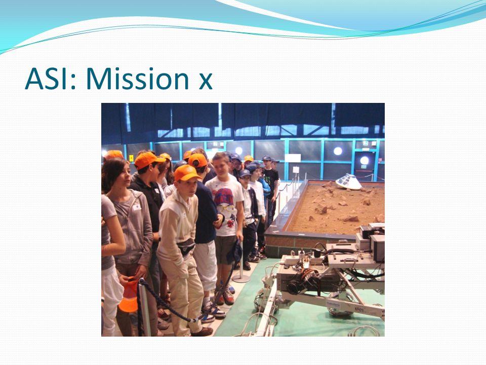 ASI: Mission x