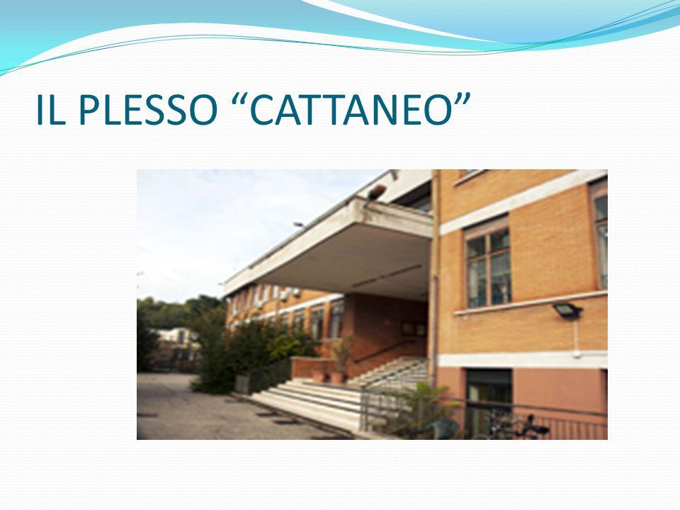 """IL PLESSO """"CATTANEO"""""""