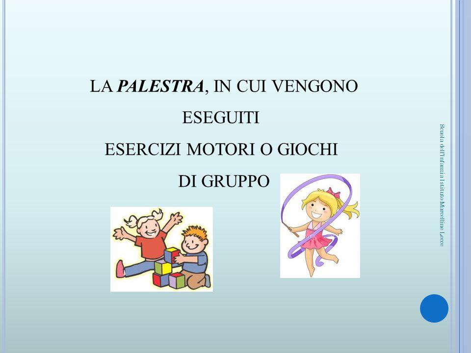 Foto palestrina Scuola dell Infanzia Istituto Marcelline Lecce