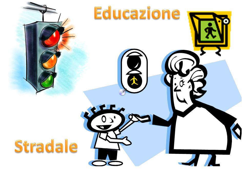 Storia di un semaforo influenzato Conversazione per cogliere la funzione del semaforo.