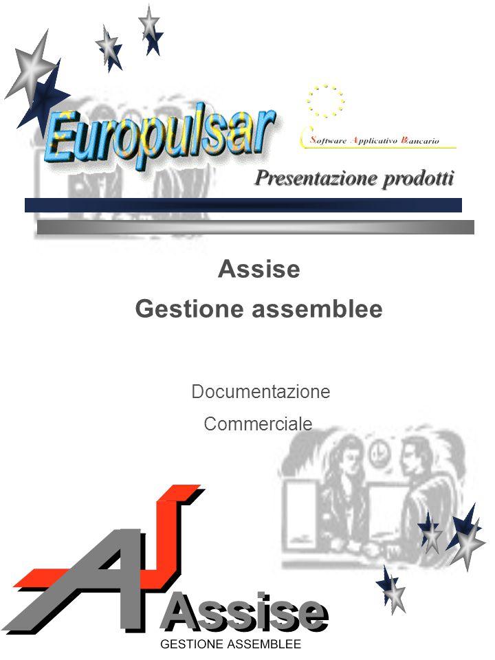 Assise Gestione assemblee Documentazione Commerciale Presentazione prodotti