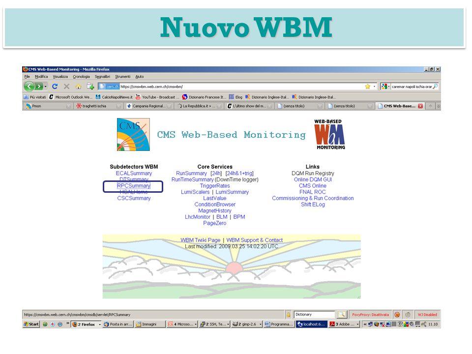 Nuovo WBM