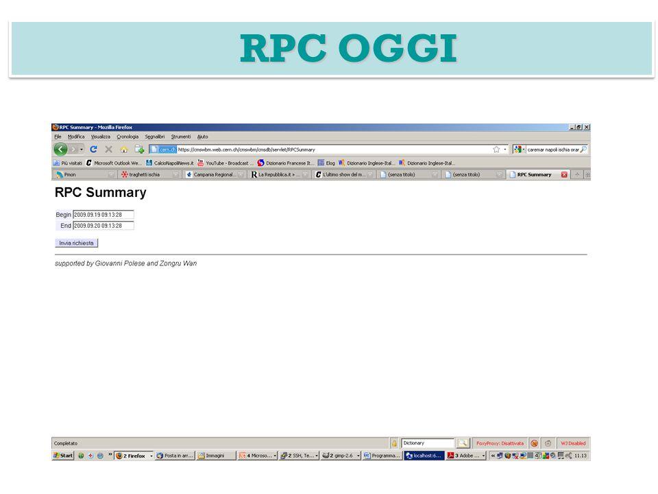 RPC OGGI