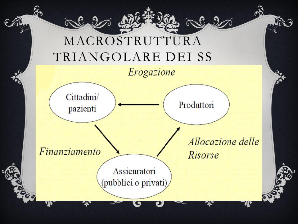 MACROSTRUTTURA TRIANGOLARE DEI SS