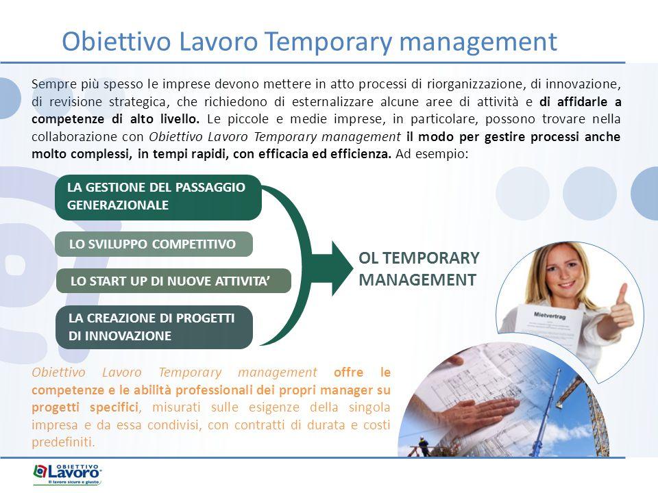 Sempre più spesso le imprese devono mettere in atto processi di riorganizzazione, di innovazione, di revisione strategica, che richiedono di esternali