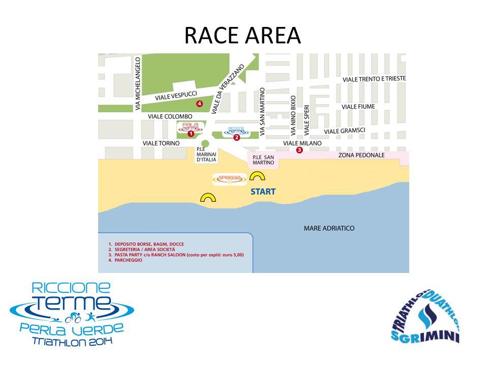 RACE AREA