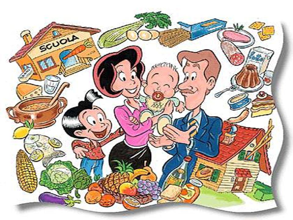 Comprende i contenuti sull'alimentazione sana e sugli stili di vita sani e positivi.