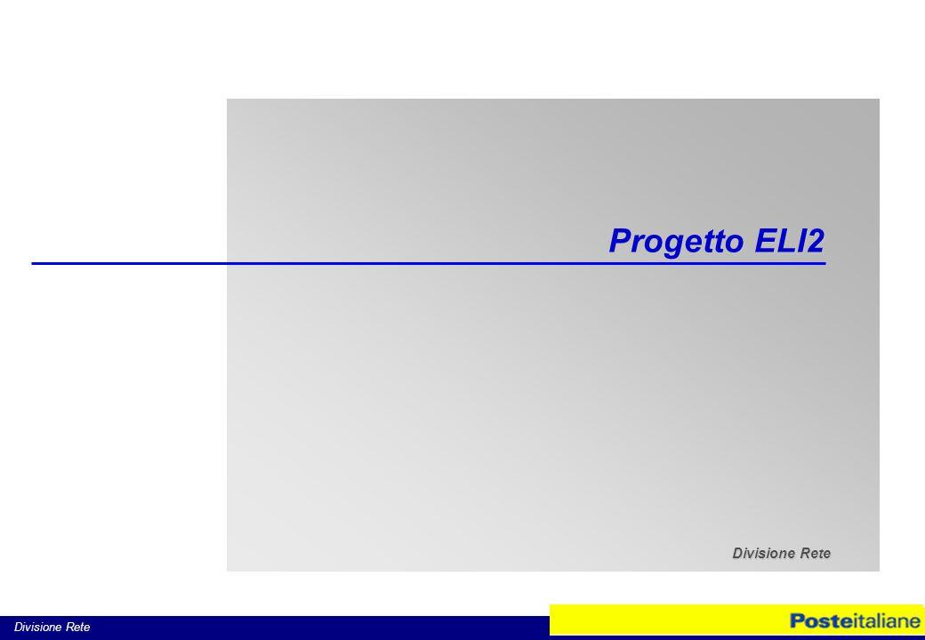 Divisione Rete Progetto ELI2