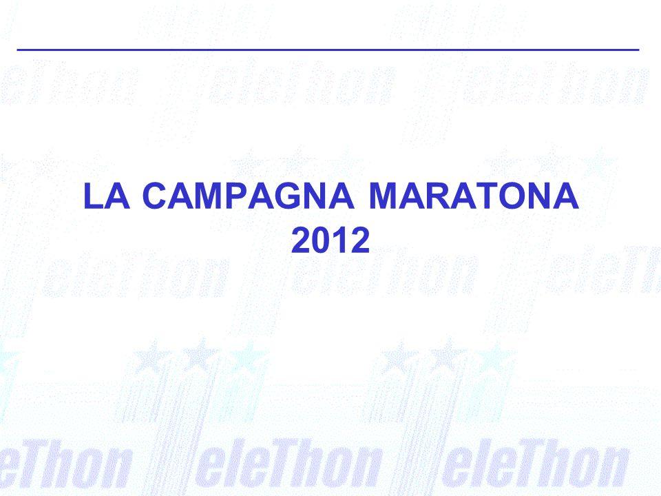 LA CAMPAGNA MARATONA 2012