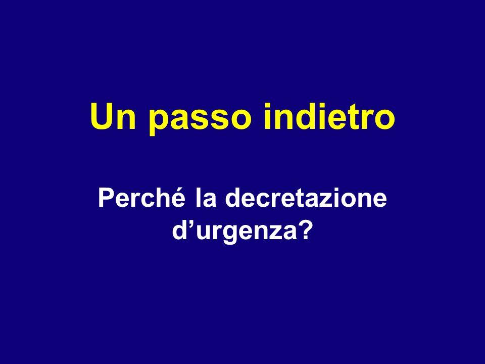 Decreto Brunetta e DPEF Il 6 agosto 2008 viene convertito in legge il decreto 112 del 25 giugno 2008 (noto come Decreto Brunetta).