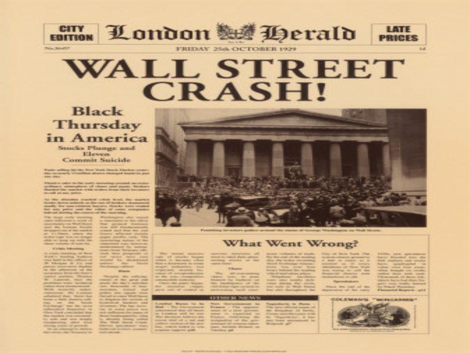 MERCI INVENDUTE coinvolgimento delle Banche nel crollo delle imprese coinvolgimento delle Banche nel crollo delle imprese CHIUSURA IMPRESE CHIUSURA IMPRESE DISOCCUPAZIONE Crisi finanziaria e panico Crisi finanziaria e panico RIDUZIONE LIVELLO DELLA PRODUZIONE RIDUZIONE LIVELLO DELLA PRODUZIONE Durò dieci anni e dimostrò la falsità dei principi neoclassici SOTTOCONSUMO = Non tutto ciò che è prodotto è consumato