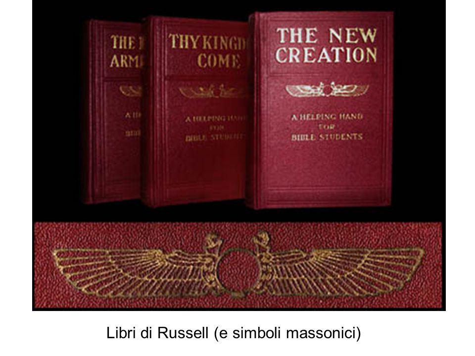 Libri di Russell (e simboli massonici)