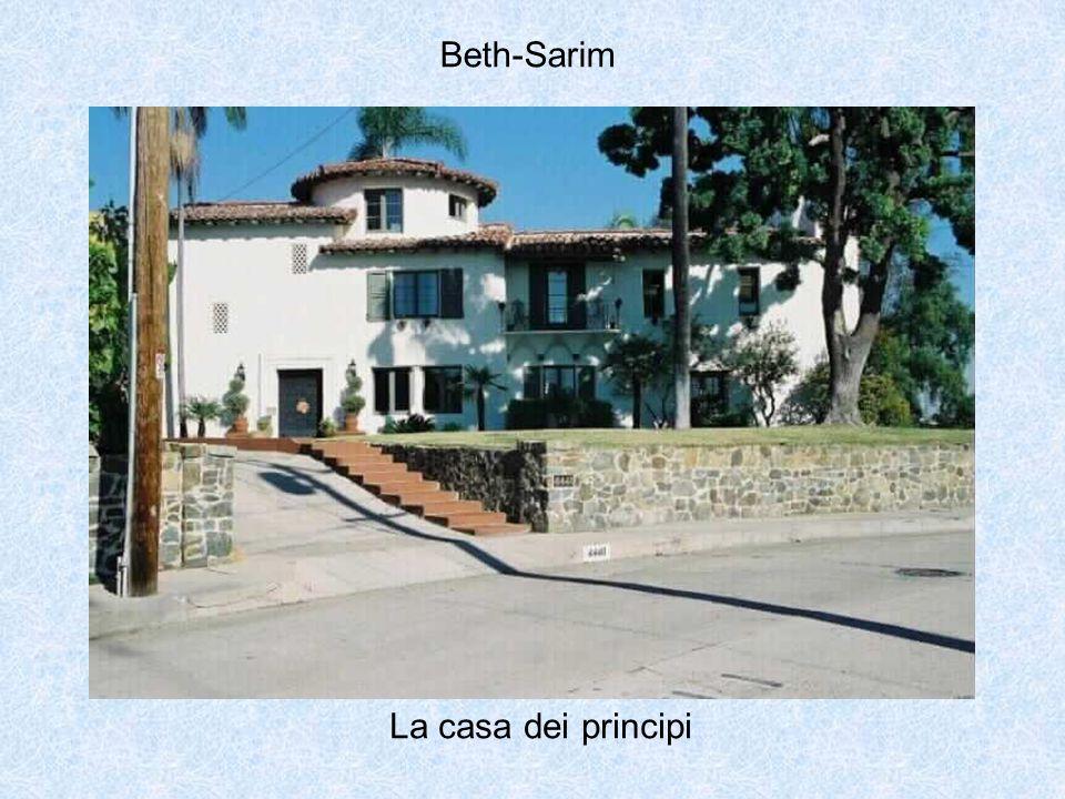 Beth-Sarim La casa dei principi