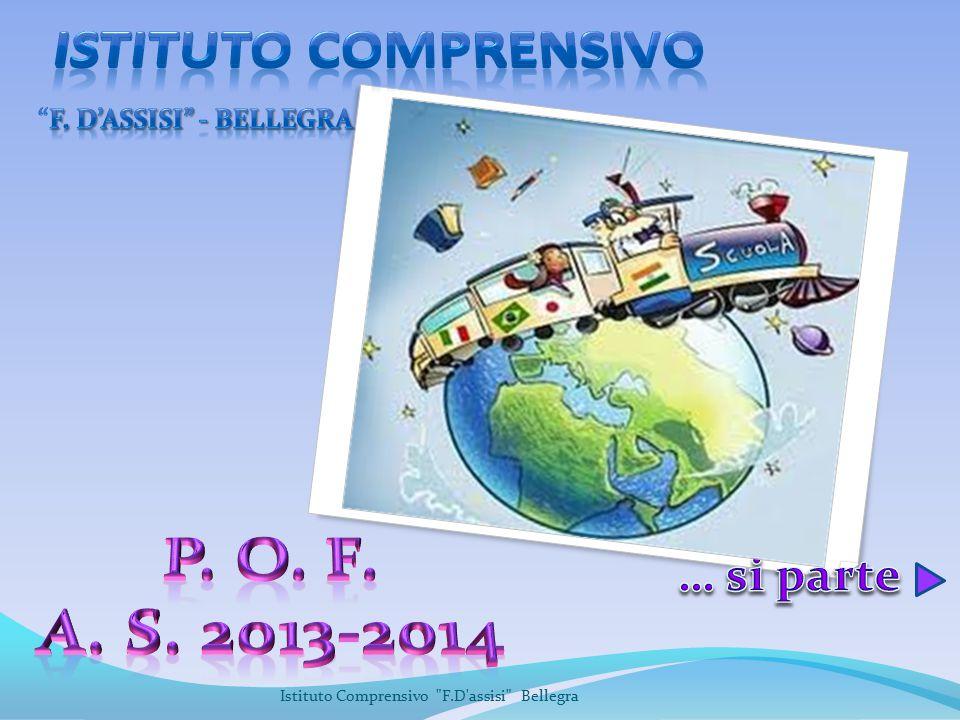 Istituto Comprensivo F.D assisi Bellegra