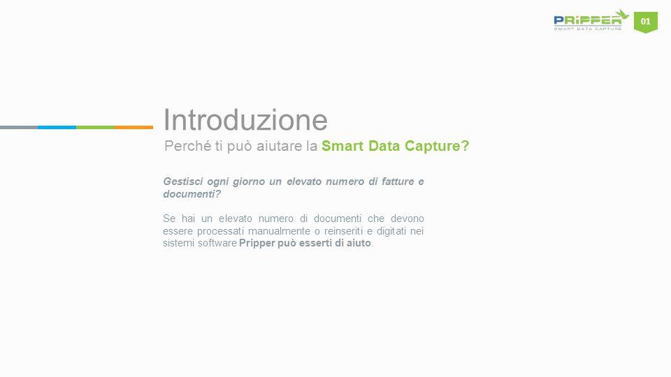 Perché ti può aiutare la Smart Data Capture.