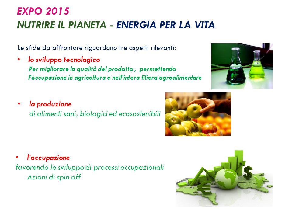 Agricoltura sostenibile Non c'è un unico modo per fare agricoltura sostenibile, i modelli agricoli più diffusi in Italia che mettono in pratica i principi e le tecniche sostenibili sono le produzioni integrate, l agricoltura biologica e quella biodinamica.