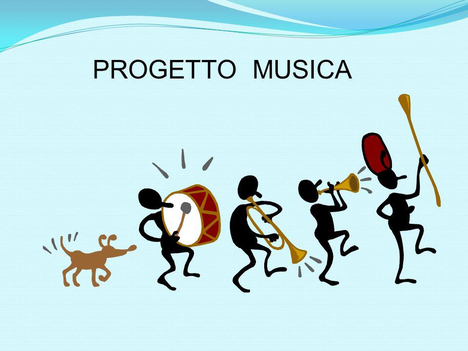 PROGETTO MUSICA