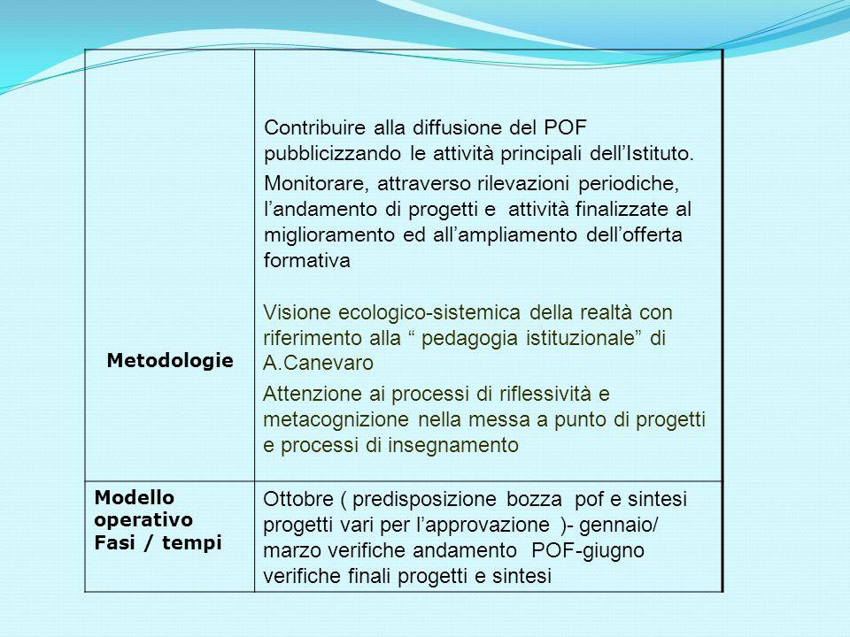 """Metodologie Visione ecologico-sistemica della realtà con riferimento alla """" pedagogia istituzionale"""" di A.Canevaro Attenzione ai processi di riflessiv"""