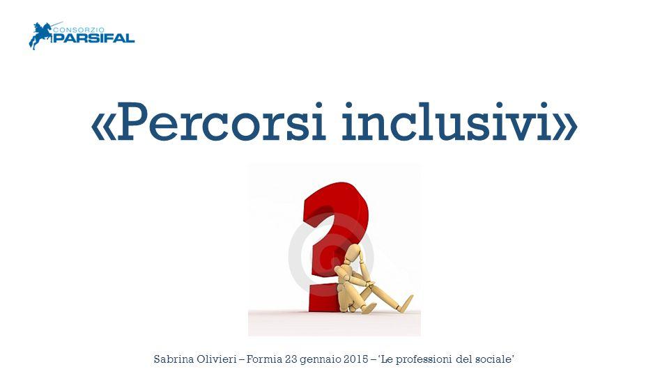 «Percorsi inclusivi»