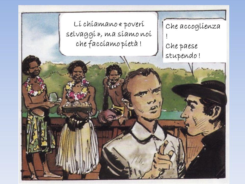 Gli uomini di lotu* hanno portato scompiglio laddove sono arrivati Sapremo difenderci, Falemaa.