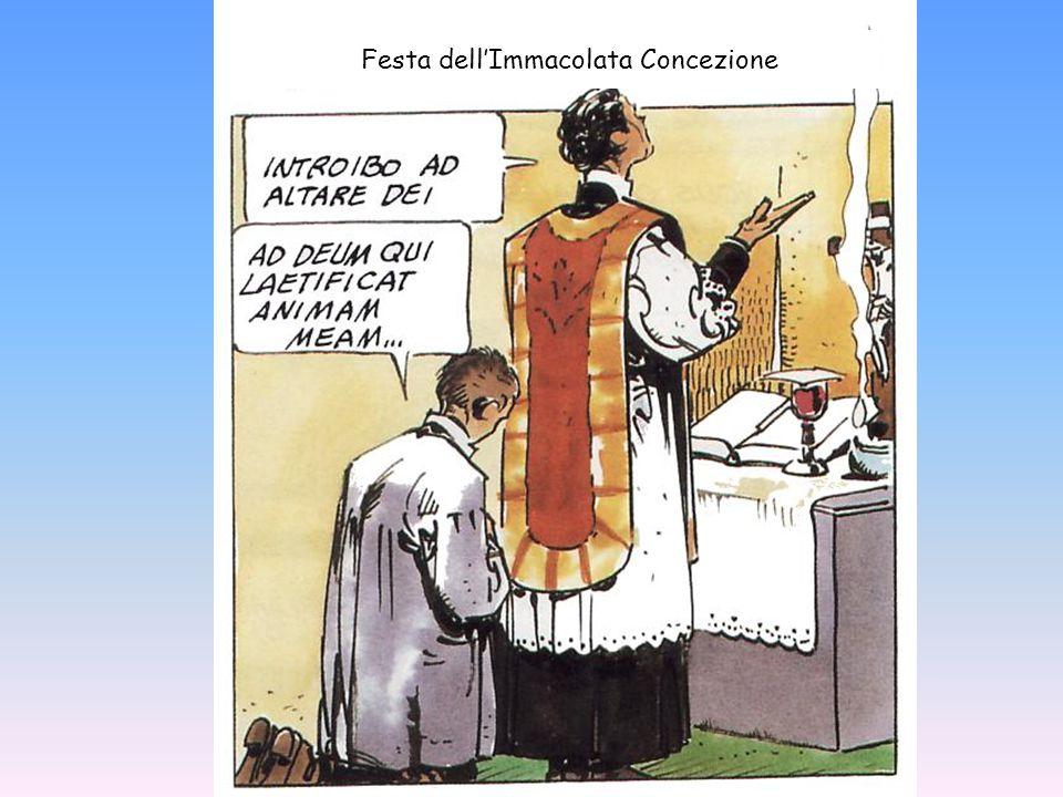 Festa dell'Immacolata Concezione
