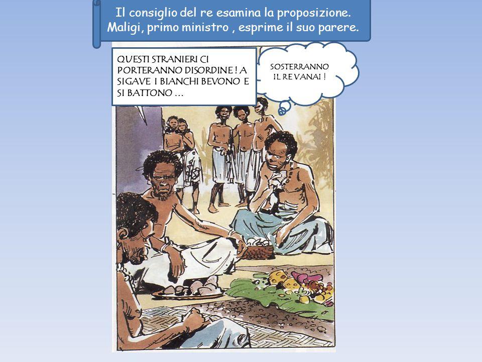 Sulla via del ritorno… Si', ci sono molte malattie della pelle, ascessi… Mio Dio, tutta questa gente che muore senza Battesimo !