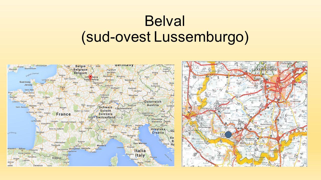 Belval (sud-ovest Lussemburgo)