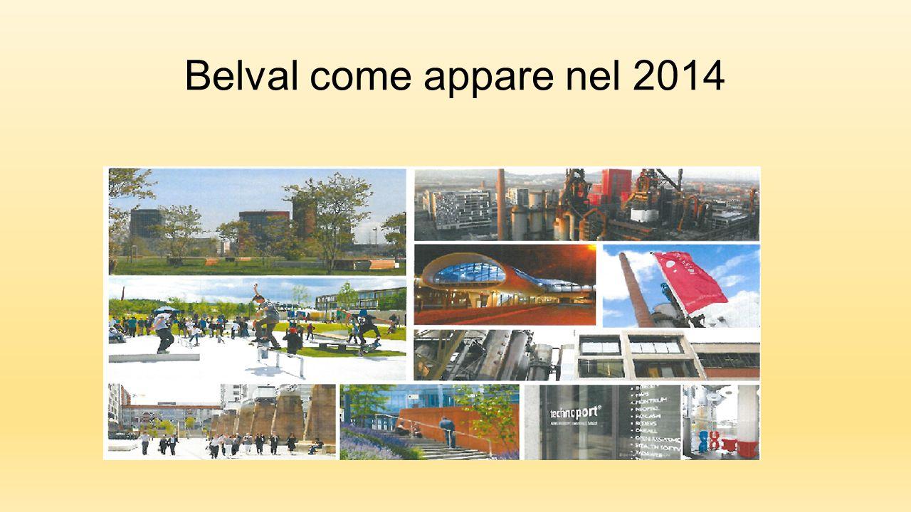 Belval come appare nel 2014