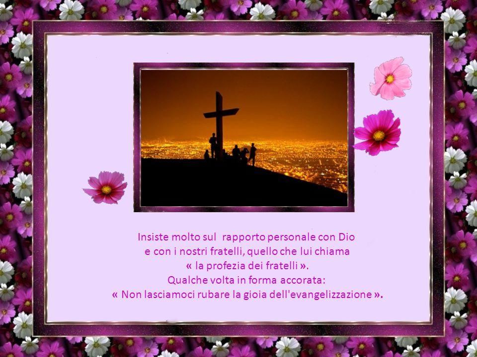 « Ci sono dei cristiani che sembrano avere un aria di Quaresima senza Pasqua ».