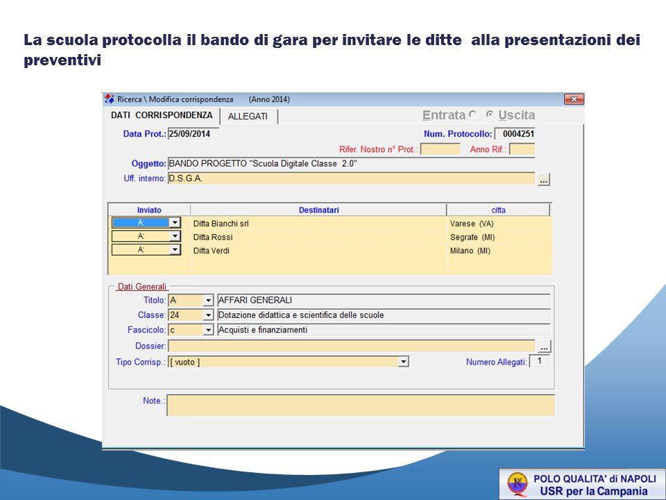 Se il documento è protocollato, è possibile inviarlo direttamente al sistema di gestione documentale tramite la procedura presente Altro -> invia al sistema di gestione documentale